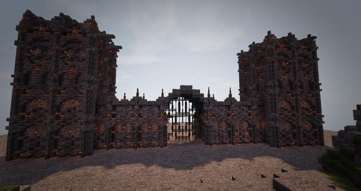 second gate