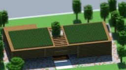 gelijkmoedigheid-a modern mountain house Minecraft Map & Project