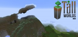 [1.8.3] Tall Worlds Mod Minecraft Mod