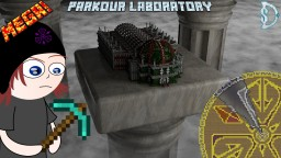 Parkour Laboratory Minecraft Project