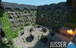 Minigames Lobby (DOWNLOAD) ~-~a project by Jusser~-~ Minecraft Map & Project