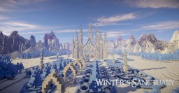 The winter's Sanctuary Minecraft Project