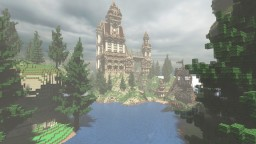 Varculos Castle Minecraft Map & Project