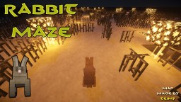 Rabbit maze - Minigame Minecraft Map & Project