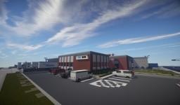 Recycling Center & Logistics Company | ECS Minecraft Project