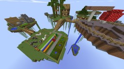 Floating Islands Survival Minecraft Project