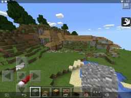 [MINECRAFT PE 0.11.0] Dakotah2468s medieval town Minecraft Map & Project