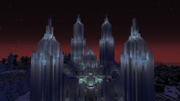 Izotzi Ice Palace Minecraft Map & Project