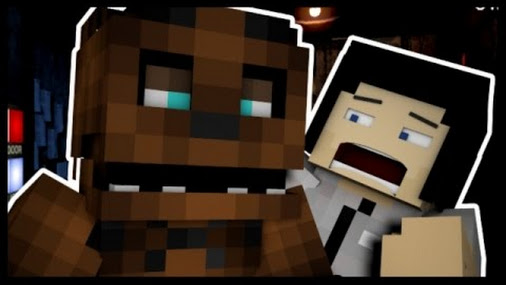 Five nights at freddys minecraft project thumbnail from gizzys video of the inspiration map gumiabroncs Choice Image
