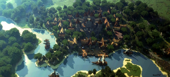 World of keralis survival server map minecraft project world of keralis survival server map gumiabroncs Gallery