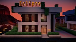 Eclipse Minecraft Map & Project