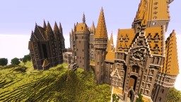 Hogwarts Replica (3rd year) + Download! Minecraft Project