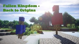 Fallen Kingdoms. Back to Origins [1.7] [1.8] Minecraft Map & Project