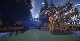 The Half abandon island Minecraft