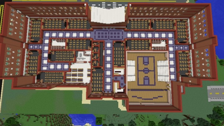 Silverston high school now downloadable minecraft project
