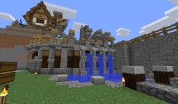 Minecraft Dam