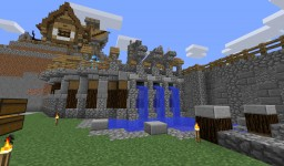 Minecraft Dam Minecraft Project