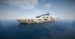 Italia Yacht Minecraft Map & Project