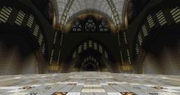 Huge Underground Vaults Minecraft Project
