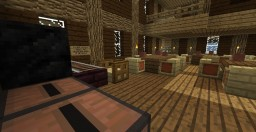 Western Saloon Minecraft Map & Project
