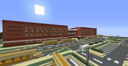 Silverston High School Minecraft Map & Project