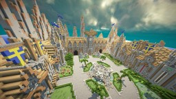 Lobby/Hub Spawn V3 [Download] Minecraft Project