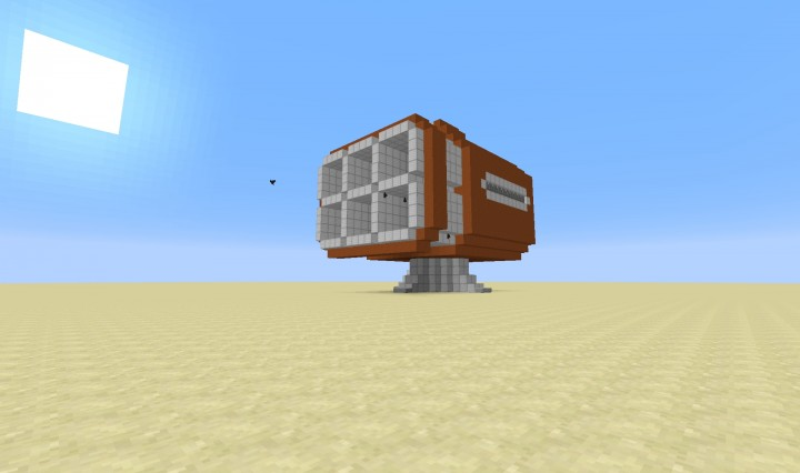 how to build a rocket launcher in minecraft