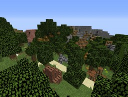 HNS Map 2: Mine forest Minecraft Map & Project