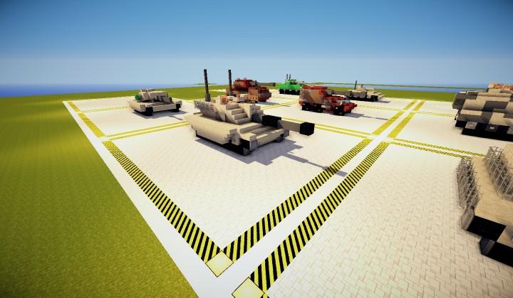 fa58a117d2b1 CHALLENGER 2 main battle tank Minecraft Project