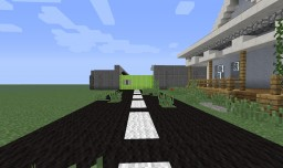 Alexandria Safe Zone 2.0 Rebuild (The Walking Dead) Minecraft Project