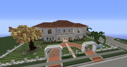 Italianete Style Family Home Minecraft Map & Project