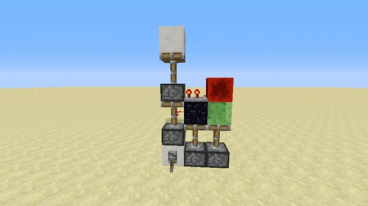 How To Craft A Piston In Minecraft