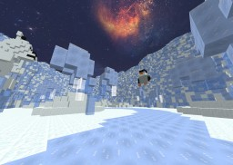 AmethystMC RvB Ice Arena Minecraft Map & Project