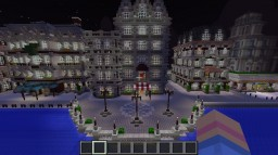 Cafe' & lounge Minecraft Map & Project