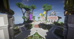 MCGamer Server Network Hub - June 2015 Minecraft Map & Project