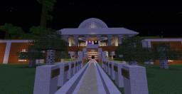 Crimson Eclipse Spawn Minecraft Map & Project