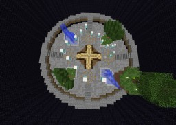 AmethystMC UHCDuels Spawn Minecraft Map & Project