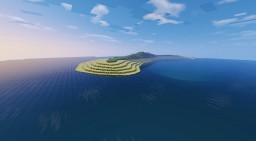Beach Island Minecraft Map & Project