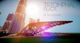 Triomphal Plaza Minecraft