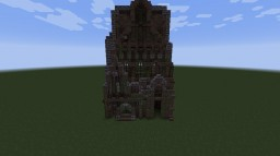Medieval house so far Minecraft Map & Project