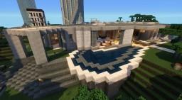 Notch's Mansion - Vanilla Build.