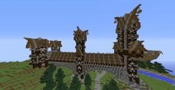 Medieval Walk Bridge Minecraft Map & Project