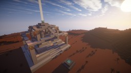 [Survival Landmark] Temple of Gods Minecraft Map & Project