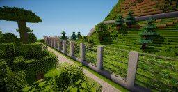 Jurassic Park Minecraft Isla nublar Map Minecraft Map & Project
