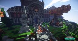 Hero Burg -Pixelmon Genesis Minecraft Map & Project