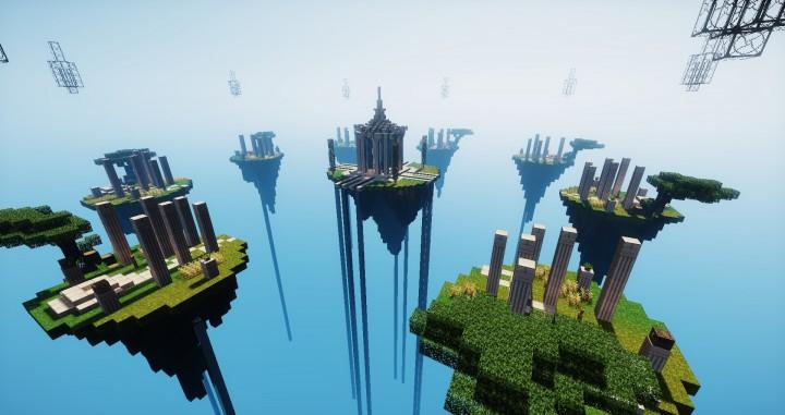 minecraft 1.7.2 servers sky wars