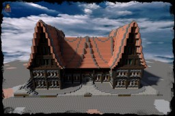 The Town Hall In Gilead 1.3 [DOWNLOAD] Minecraft