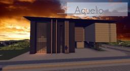 Aquelio - Modern Office Minecraft Map & Project
