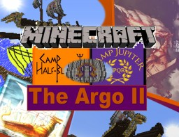 Heroes of Olympus: Argo II Extended! Minecraft Project