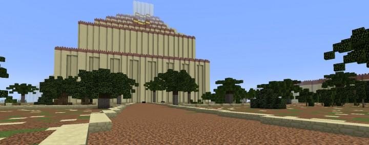 Etemenaki Tower of Babylon